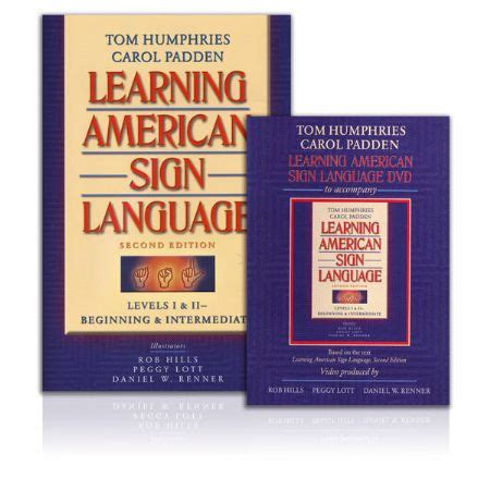 learning american sign language levels i ii beginning intermediate 2nd edition learning american sign language levels i and ii