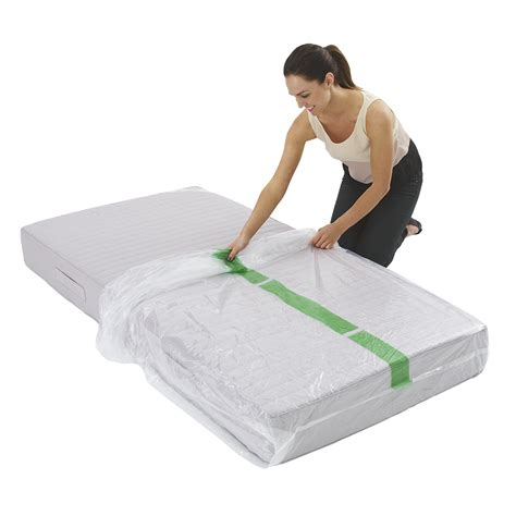 Mattress Moving Box by Mattress Cover Single Pack Of 1 Furniture Protection