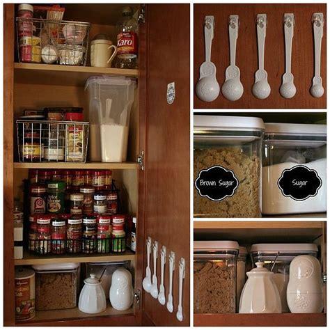 Kitchen Cabinet Organization Kitchen Cabinets And