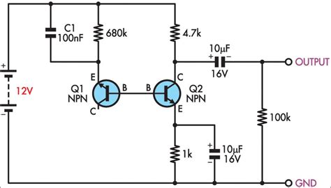 simple parallel circuit diagram electric simple free