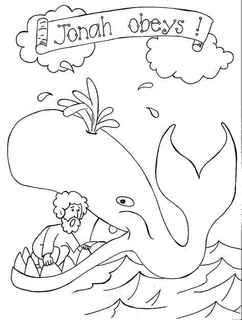 coloring pages for bible stories free printable whale coloring pages for