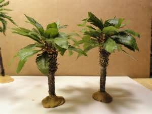making palm trees tutorial mon legionnaire