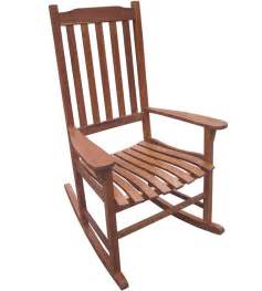 Wooden Rocking Bench Wooden Rocking Chair In Rocking Chairs