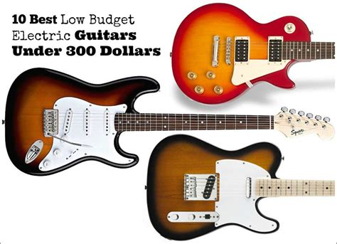 best electric guitar top 10 best low budget electric guitars for beginners