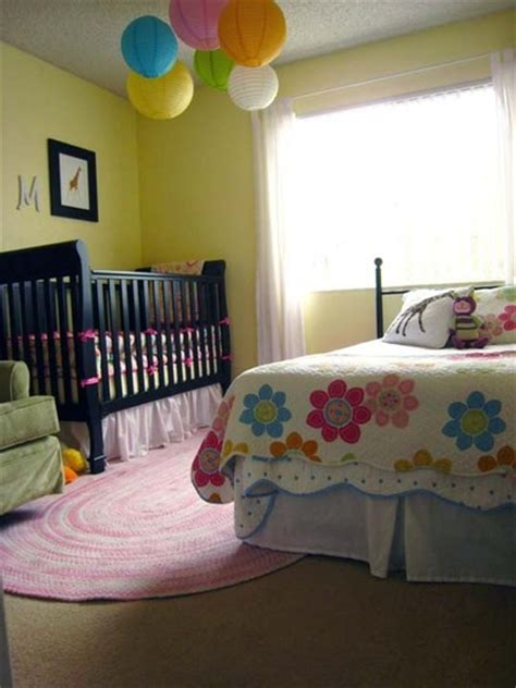 a room with baby 5 cool bedrooms with a toddler bed and a crib kidsomania