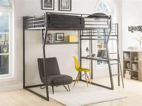 letti singoli a soppalco letto a soppalco cazel letto 140x190 cm piano scrivania