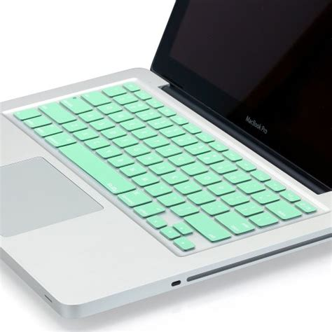 Keyboard Laptop Macbook kuzy mint green keyboard cover silicone skin for macbook pro 13 quot 15 quot 17 quot with or w out retina
