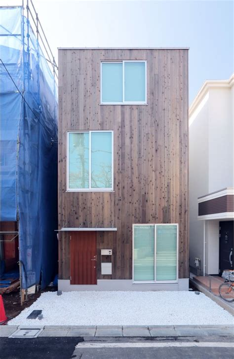 design your own prefab home design your own home with muji s prefab vertical house