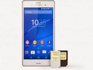 Hp Sony Xperia Z3 Di Medan harga sony xperia z3 dual d6633 februari 2017