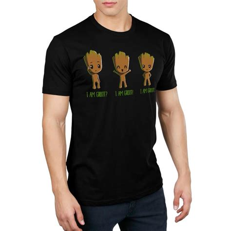 i am groot t shirt official marvel teeturtle