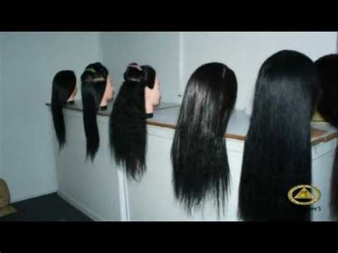 hair extensions trade shows human hair trade show 2012 youtube