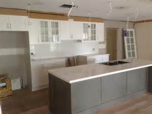 pin shaker style kitchen island pinterest white maple nick miller design