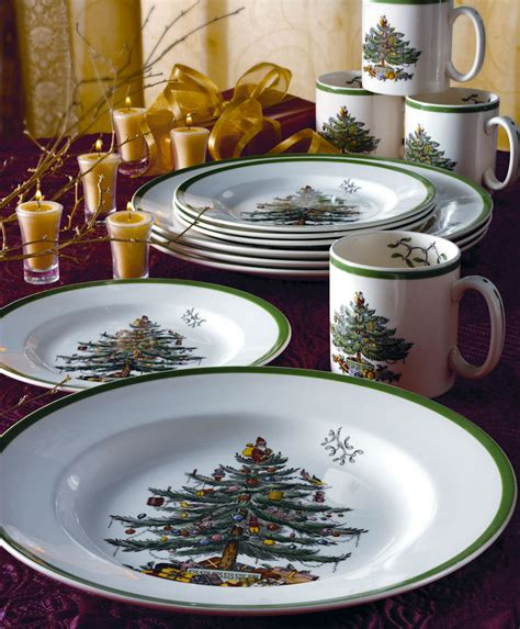 spode tree 12 set spode tree 12 dinnerware promo set 129 99