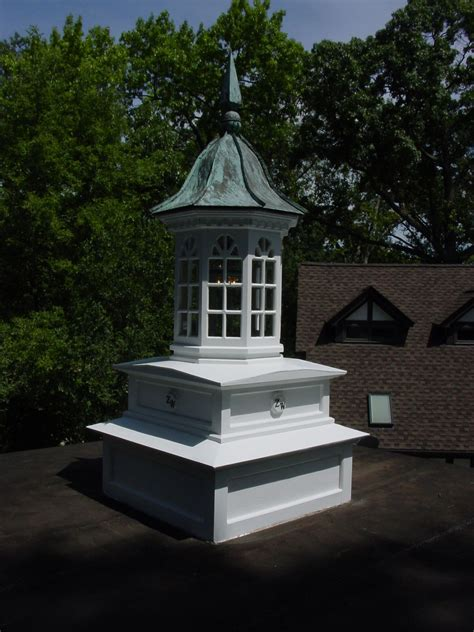 cupola with windows cupola with aged copper roof i aged copper cupolas