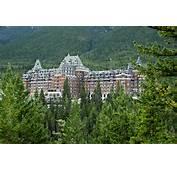 Banff National Park Canada Hotel Car Tuning