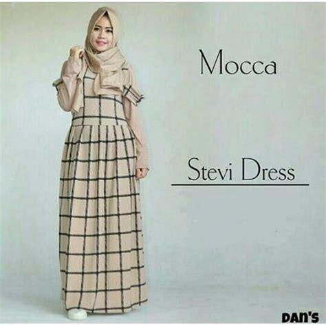 Baju Murah 386 jual harga baju murah stevi dress mocca zero2fifty