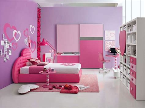 Decorate Home by Girly Bedroom Wall Painting Ideas Home Decoration