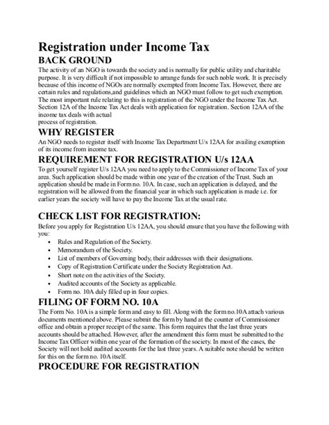 Registration Certificate Cancellation Letter Format Registration Us 12 A And 80g