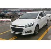 Home // Car Chevrolet Spied  New 2015 Cruze Images