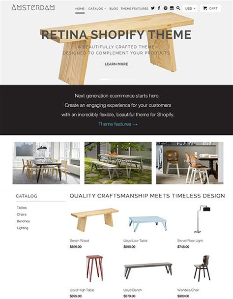 shopify themes out of the sandbox 101 best social media blog web design images on