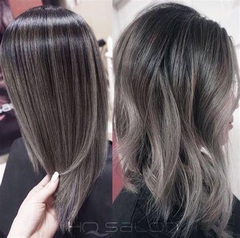 lavendar highlights in salt and pepper hair 404 best my salt and pepper hair images on pinterest