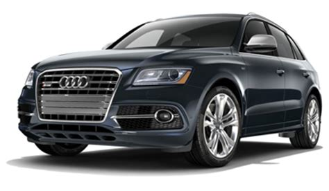 audi model comparison 2016 audi q5 vs 2016 audi sq5 model comparison