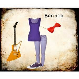 From polyvore bonnie bunny fnaf bonnie bunny fnaf by ginger girl1997