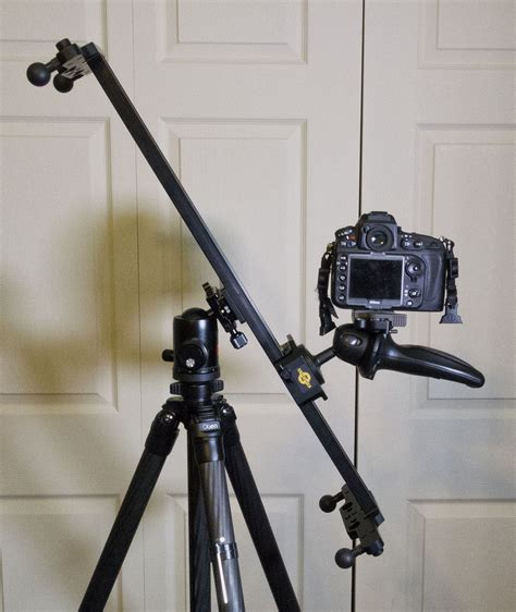 Tripod Slider introduction to shooting gear photography