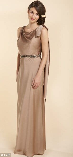 Kate Middleton adores Debenhams: Sneak preview of Jenny Packham's range   Daily Mail Online