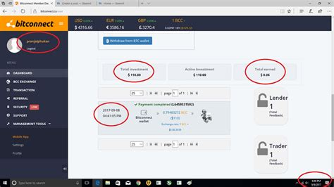 bitconnect profit calculator excel bitconnect scam or real steemit