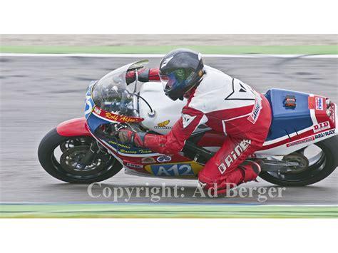 Rolfe Classic Motorrad by Hockenheim Classics 2010 Rolf Aljes Honda Rs 500 R