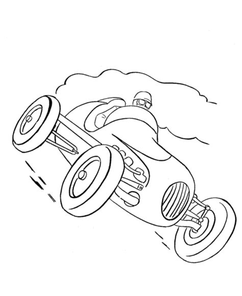 coloring pages indy cars learning years indy race car coloring page