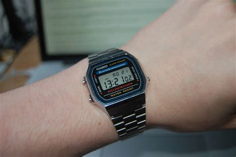 Casio F 91w 3d wrist check the official thread for monday april 21