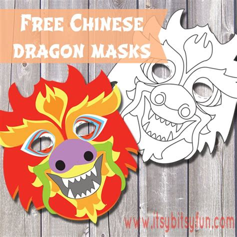 free printable new year masks new year activities and crafts for