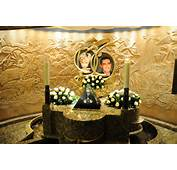 London  Lady Diana Memorial Inside Harrods Department Sto