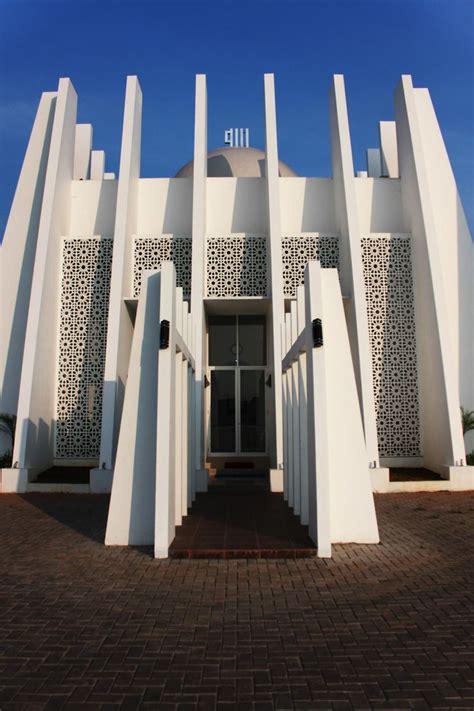 design masjid modern masjid permata qolbu in jakarta mosques minarets and