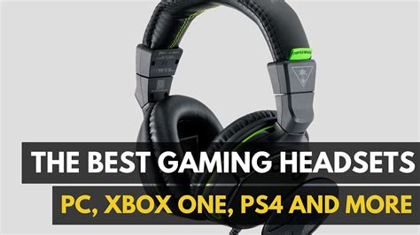 best gaming headset for pc best gaming headset 2018 for pc ps4 ps3 xbox one xbox 360