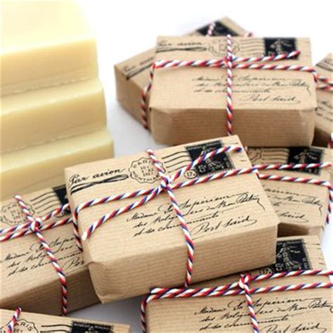 Handmade Gift Packing - best 25 handmade soap packaging ideas on soap