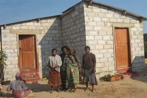 Low Cost House Plans With Estimate by Affordable Housing In Zambia A Myth Or Reality
