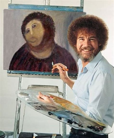 Old Painting Meme - hilarious internet reactions to the botched ecce homo