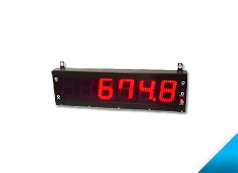 Timbangan Digital Presica external display type op5l pt indodacin presisi utama