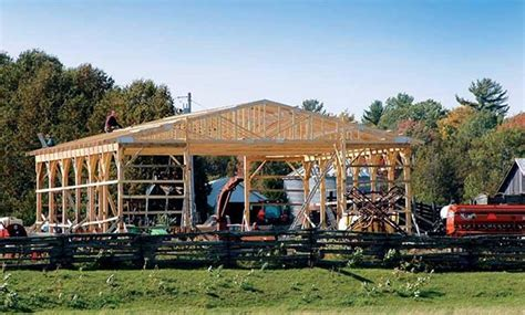 average cost to build a house yourself do it yourself pole barn building the survival place