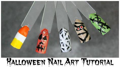 halloween nail art tutorial youtube maxresdefault jpg