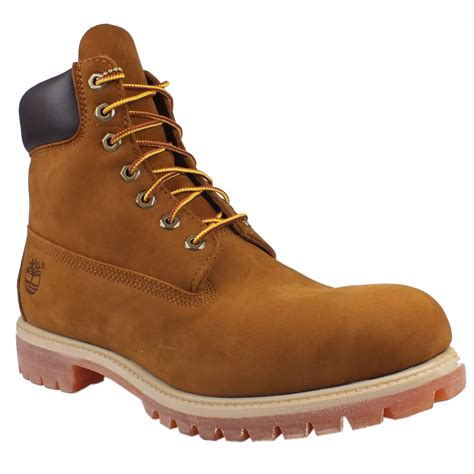 Timberland 6 Inch by Timberland 6 Inch Premium Waterproof Boot S Shoes