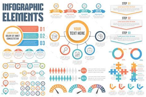 infographic illustrator template 2378 best best infographic templates images on