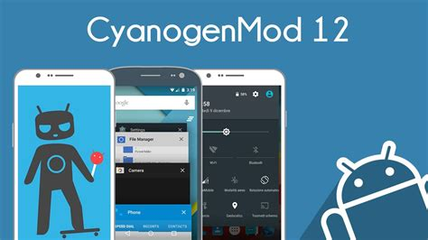android cyanogenmod 5 best android custom roms to customize your android device android tipster