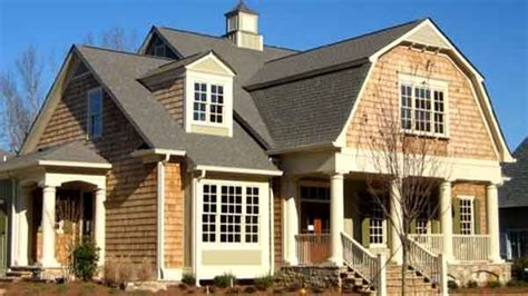 gambrel style house plans gambrel style for the home pinterest
