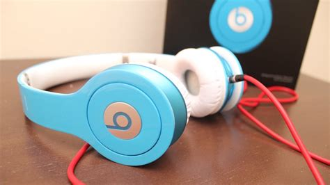 beats by dre hd unboxing new color smartie blue beats by dre hd unboxing new color smartie blue