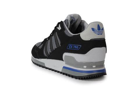 Sepatu Adidas Zx750 Grey Black adidas zx 750 vs new balance