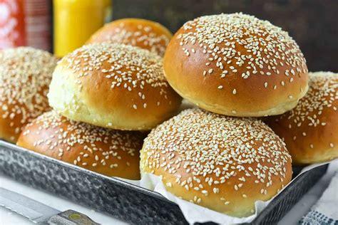pictures of bun beautiful burger buns recipe king arthur flour